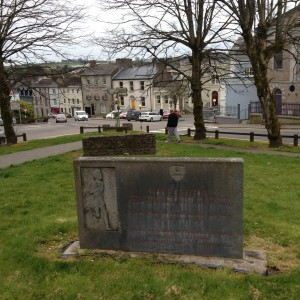 Monument in Bandon